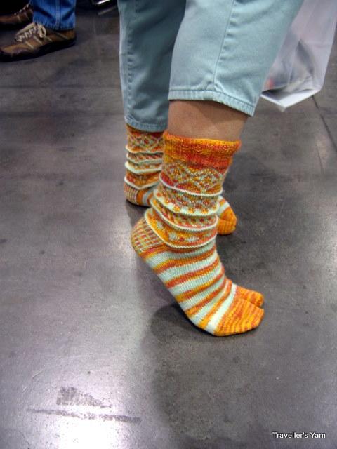 Jardinrouge's Sock