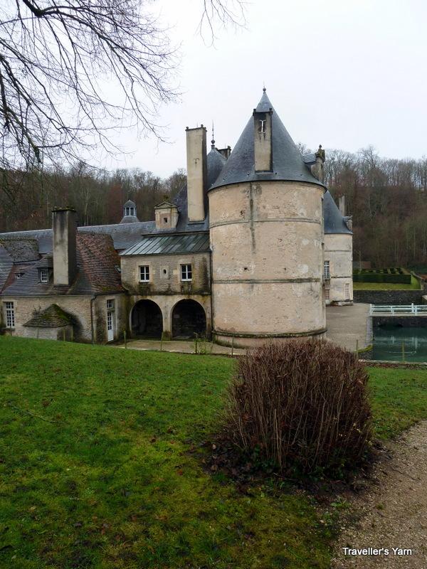 Chateau de Bussy - Rabutin