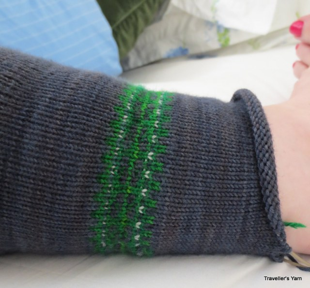 Virve's colourwork