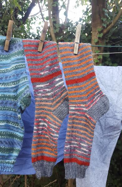 socks-hanging