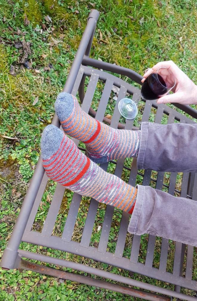 socks-in-action